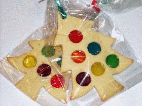 クリスマスツリークッキー!