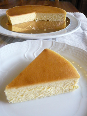 LOVE★濃厚NYベイクドチーズケーキ