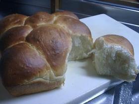 フワフワのミルクパン