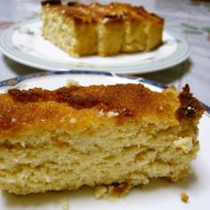 おからのマーマレードケーキ