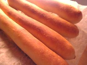 チェダーチーズのスティックパン