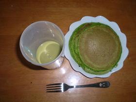ポパイ★ホットケーキ
