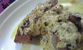 簡単こくうま鶏肉ガーリックソテー