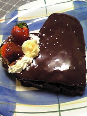 実写版♪NANAケーキ