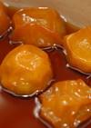 茹でこぼさない金柑の甘露煮