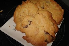 めちゃ美味しい簡単アメリカンクッキー。