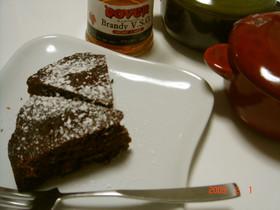 簡単 さっくりショコラケーキ~。☆。*