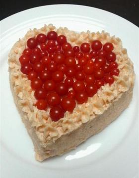 ハート型のチーズde必勝バレンタイン!2
