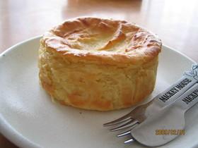 酒粕のベイクドケーキ