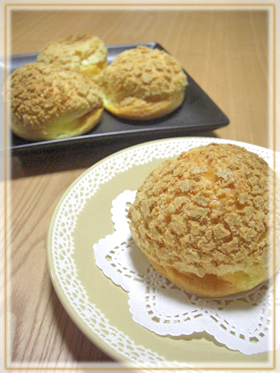 のんの クッキーシュー