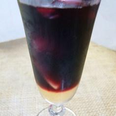 飲みやすい☆赤ワインのカクテル