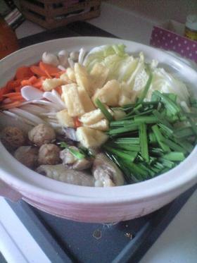 ヘルシー豆乳鍋