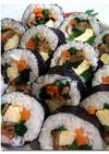 ♪yayaさんちの♪ 巻き寿司(太巻き)