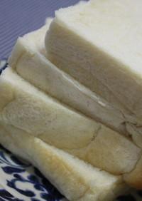 ほんのり甘い♪豆乳食パン