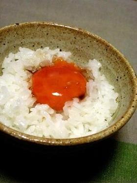 濃厚❤贅沢卵かけご飯❤の食べ方♬