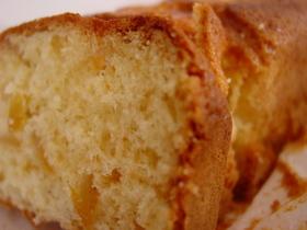 柚子ジャムのパウンドケーキ