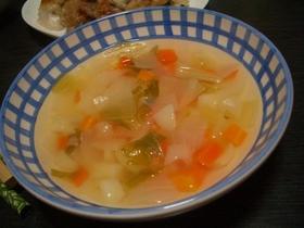 簡単♪野菜スープ
