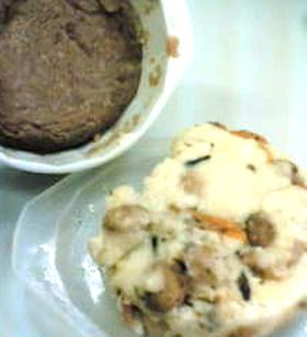 【置換ダイエット】豆腐de蒸しパン