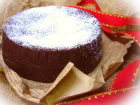 リッチチョコケーキ