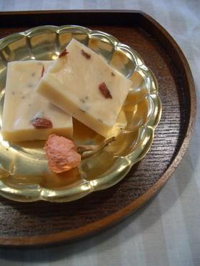 桜の生チョコ。