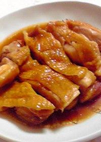 レンジで簡単♡鶏ももの照り焼き