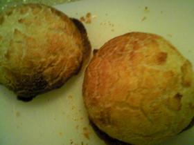 トラ模様がカリカリ☆酵母のごはん入りパン