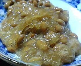 そぼろ納豆(柔らかver.)