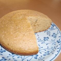 炊飯器で♪ホットケーキミックス黒糖ケーキ