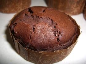 しっとり!チョコレート・カップケーキ