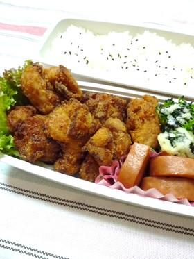 新定番☆美味しい鶏の唐揚げ