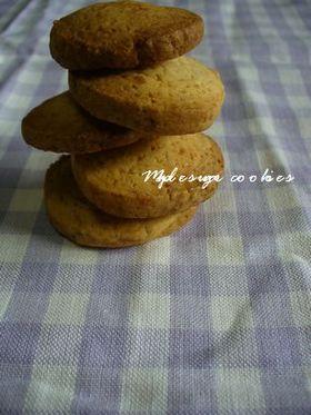 ☆FPで☆サクサクメープルクッキー