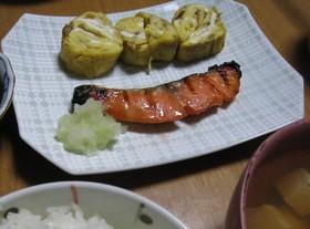 鮭の白味噌焼き