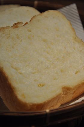 レモンたっぷりの食パン(HB使用)