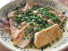 ♪豆腐ステーキ♪