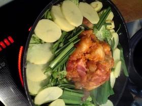 コプチャンチョンゴル 辛もつ鍋