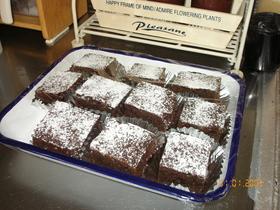 簡単♡チョコレートケーキ(改訂版)