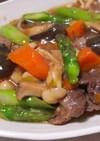 圧力鍋で作る中華♪ 牛肉のオイスター煮♪
