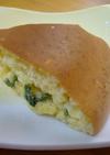 ☆炊飯器で☆ 離乳食後期 簡単蒸しパン!