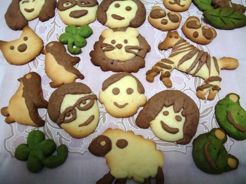世界にたったひとつ★ワタシだけのクッキー