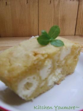 チーズそのまま☆クリームチーズケーキ