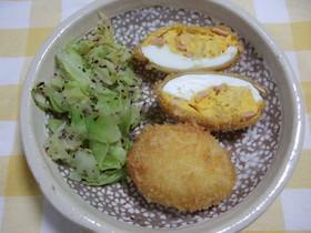 卵コロッケ