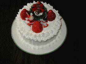 ♪イチゴのショートケーキ♪