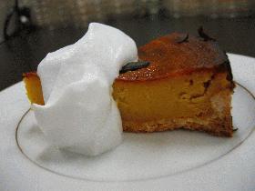 ☆カプリ○ョーザの かぼちゃのタルト☆