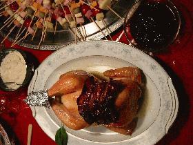 ☆christmas roast chicken☆