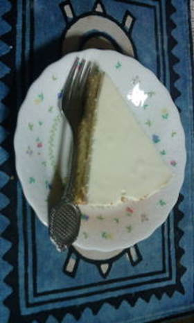 失敗なし!レアチーズケーキ