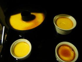 卵液の余りからメガプリン