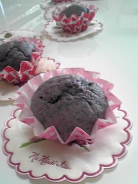 紫イモ☆のマドレーヌ