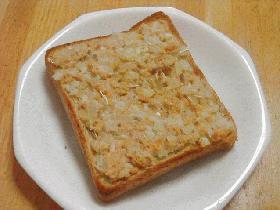 カルシウムトースト