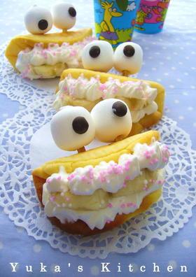 ハッピースマイルオムレツケーキ