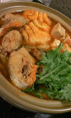 タラチゲ~キムチ鍋~